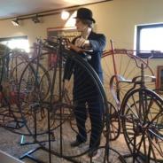 Les élèves de 2e année et le musée du cycle de Weyler