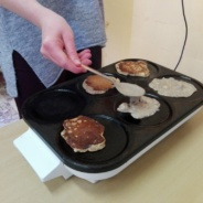 Pancakes « surprise »